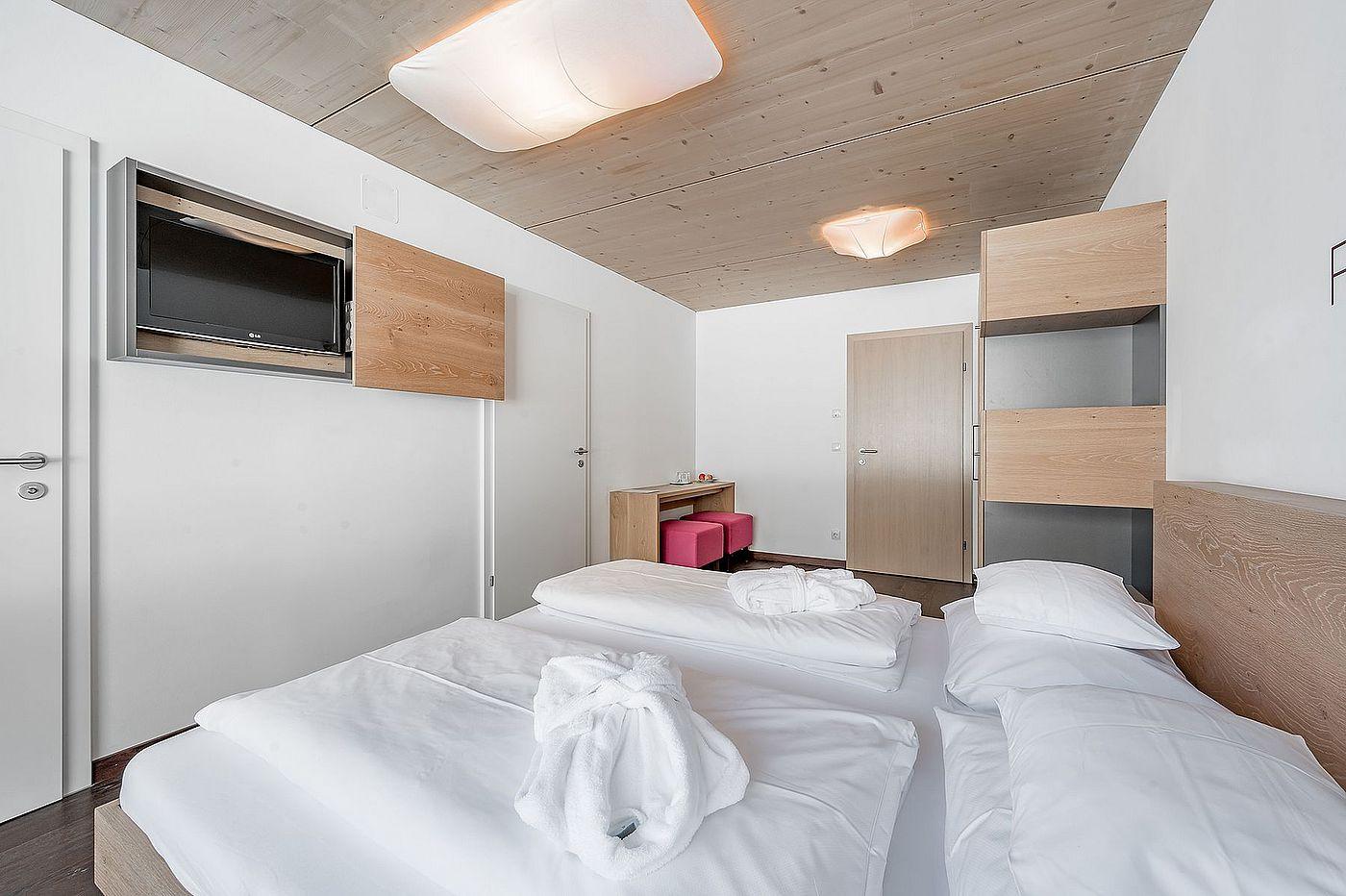 Doppelzimmer Klarheit Seeblick