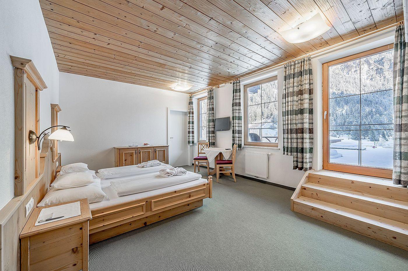 Doppelzimmer Nestwärme Seeblick